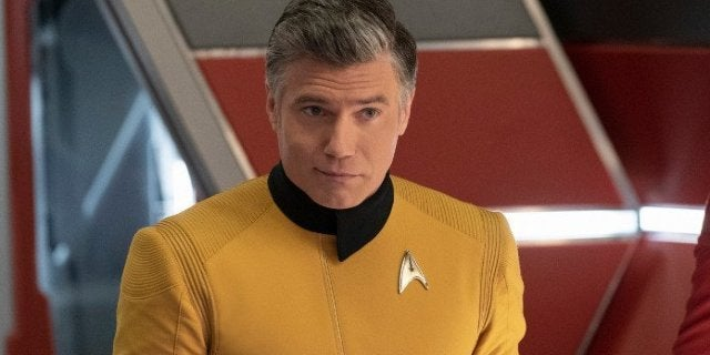 Star Trek's Anson Mount Discusses Short Treks, What a Pike Series Could Bring to the Franchise, and More