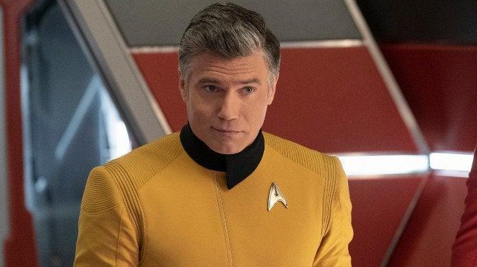 Star Trek Short Treks Pike