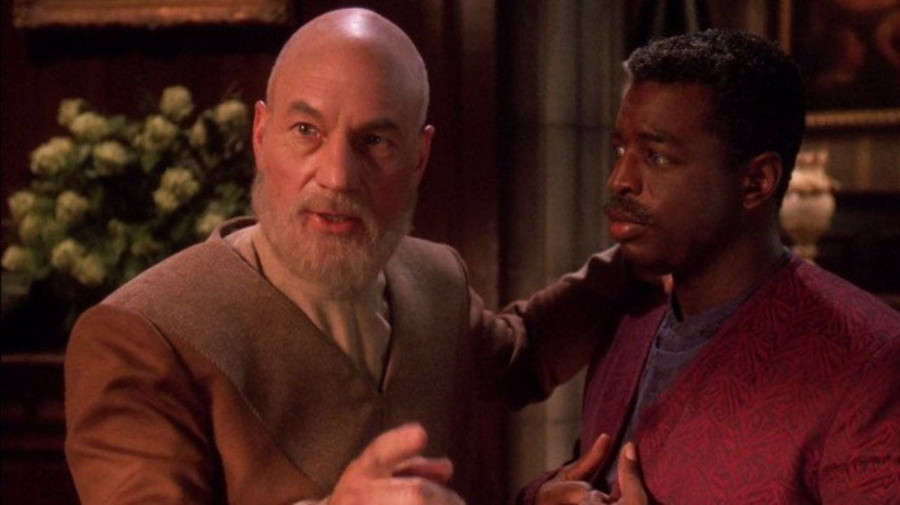 Star Trek's LeVar Burton Expects to Appear in New Picard Series