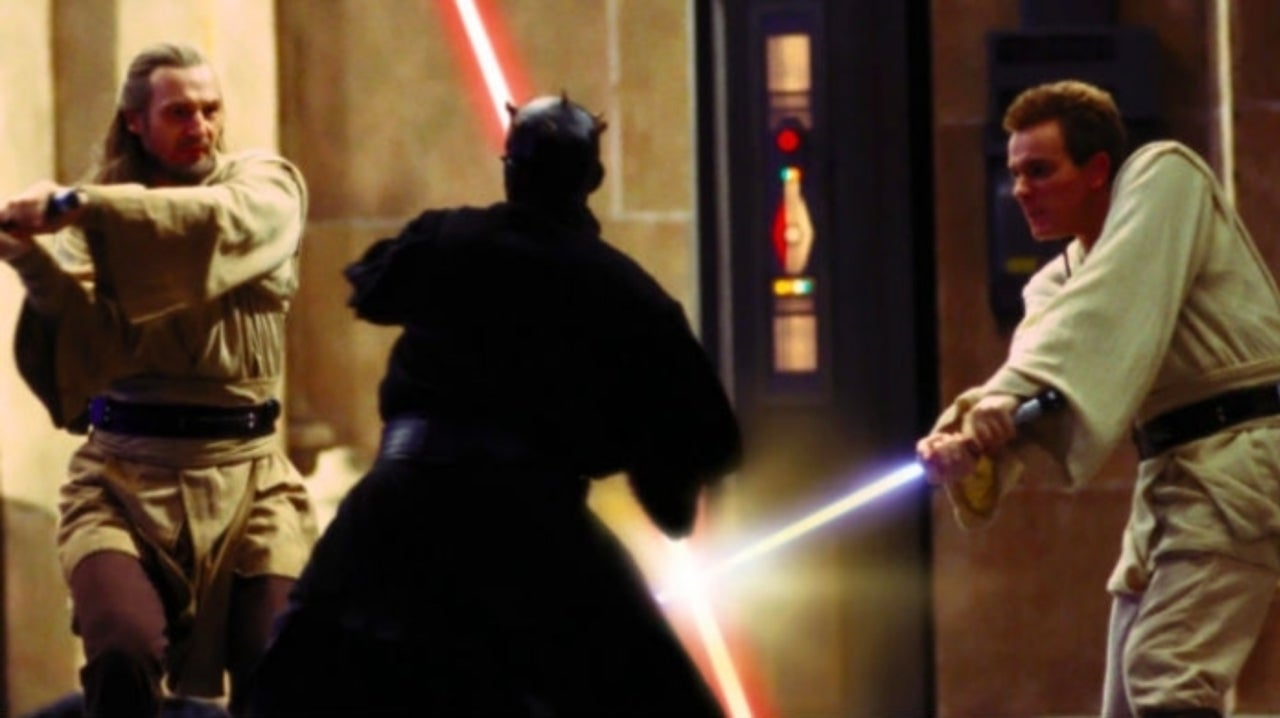 This Viral Lightsaber Fight is the Best Thing You'll See Today