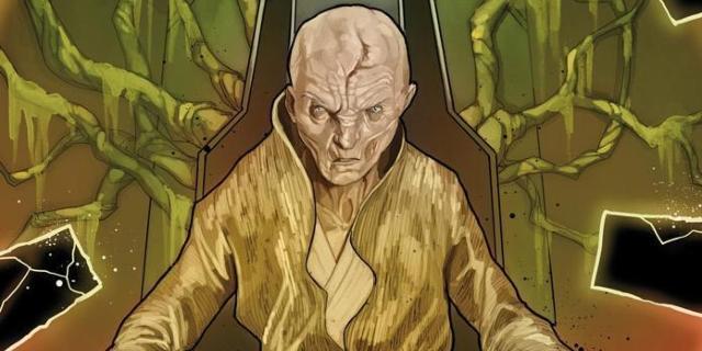 Star Wars Will Finally Explore Snoke's History