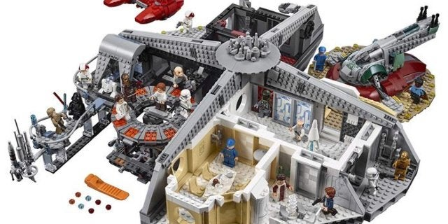 Save $60 on LEGO's Huge Betrayal at Cloud City Star Wars Set