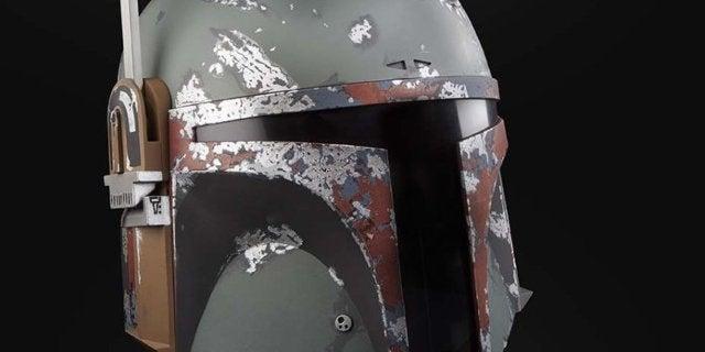 Star Wars Black Series Electronic Boba Fett Helmet Arrives Tonight