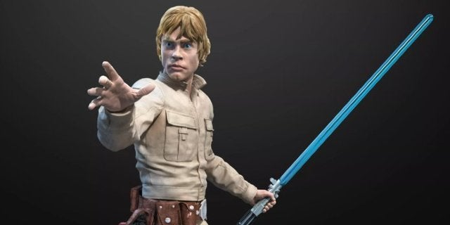 Hasbro's Star Wars HyperReal Luke Skywalker Comic-Con Figure Arrives Tonight