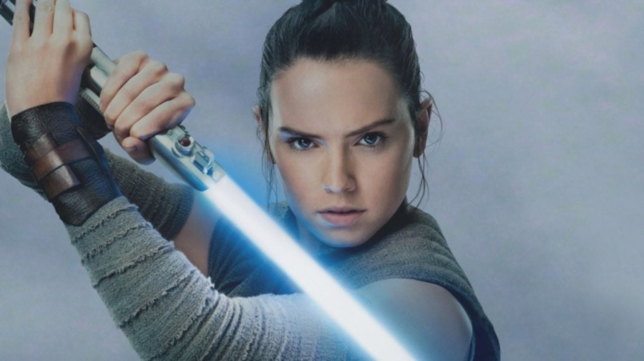 Star Wars: The Rise of Skywalker Releases New Image of Daisy Ridley's Rey