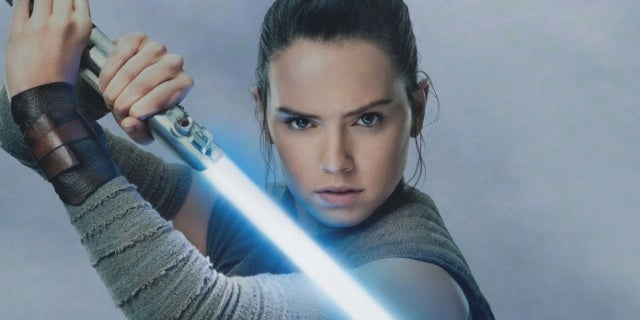 Star Wars Fan Finds Mindblowing Easter Egg That May Hint Towards Rey's Future