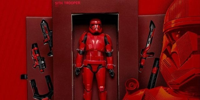 """Star Wars: The Rise of Skywalker Red Stormtroopers Confirmed as """"Sith Troopers"""""""