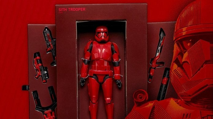 star wars the rise of skywalker sith troopers