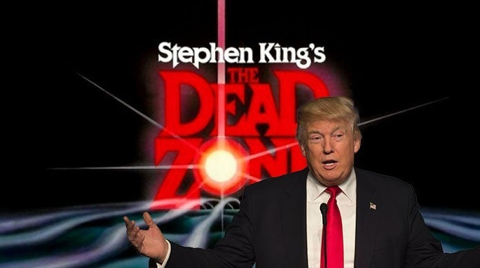 stephen king dead zone trump
