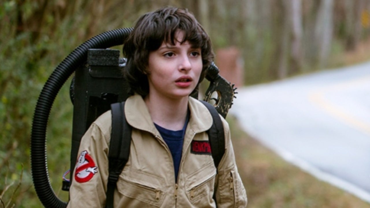Finn Wolfhard Worried He'd Miss Out on Ghostbusters 2020 Because of Stranger Things