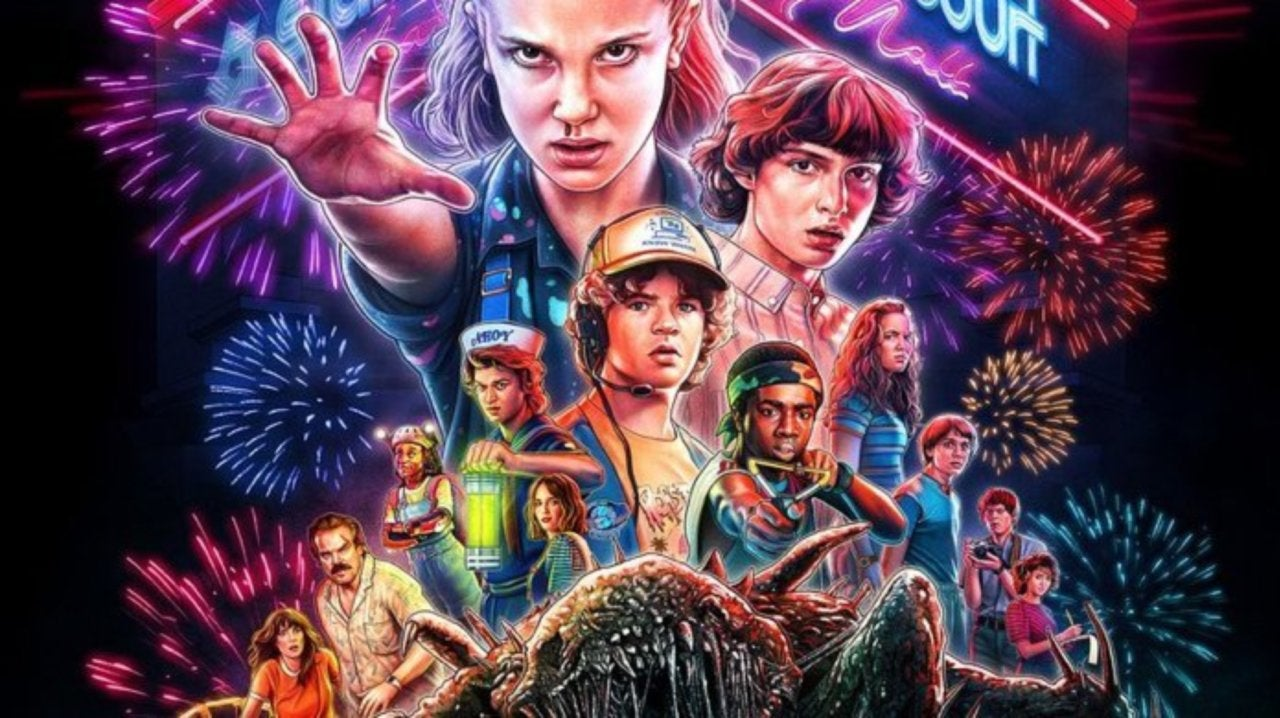 Stranger Things 3 Features Red M&M Paradox
