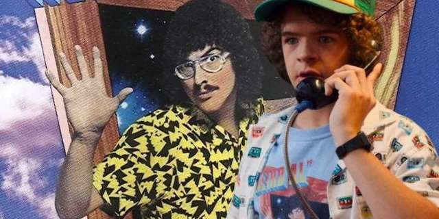 """""""Weird Al"""" Yankovic Reviews Stranger Things Part 3 Using a Very Specific Standard"""
