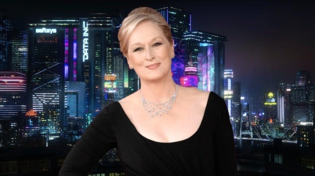 Cyberpunk 2077 Developer Wants Meryl Streep In The Game