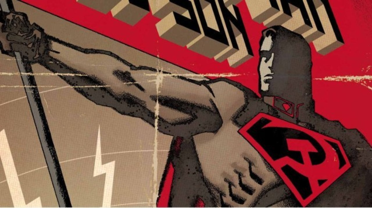 Superman: Red Son Movie Announced