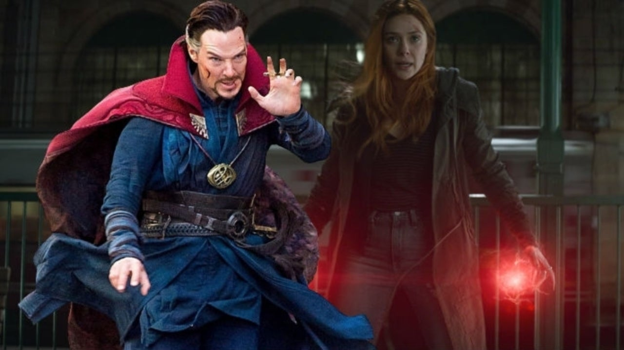 Avengers: Endgame Theory Says Scarlet Witch Will Blame Doctor Strange for Vision's Death