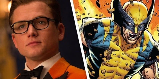 Mark Millar Declares Taron Egerton Will Be the Next Wolverine