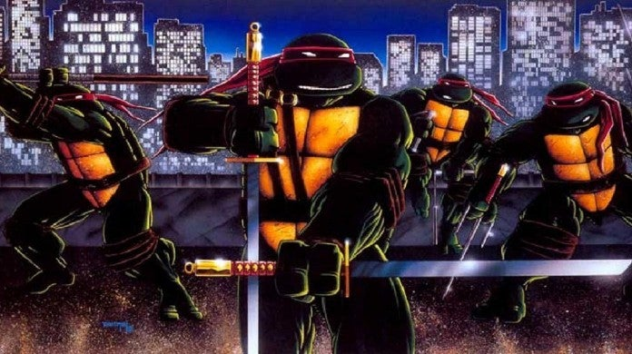 Teenage Mutant Ninja Turtles Mirage Live-Action TV Series