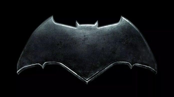 The Batman emblem