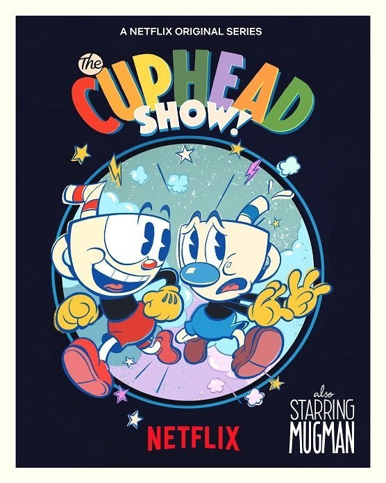 The Cuphead Show Poster