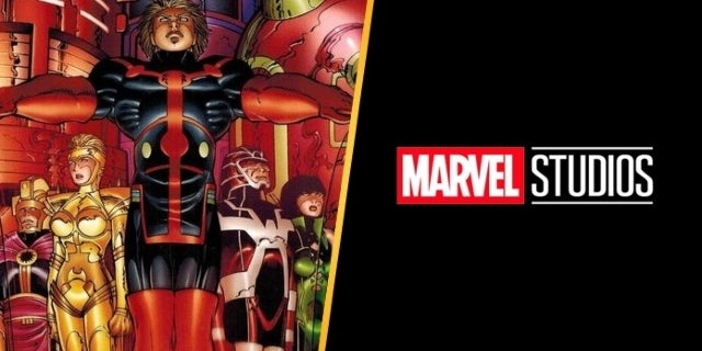 The Eternals Officially Announced, Release Date Revealed