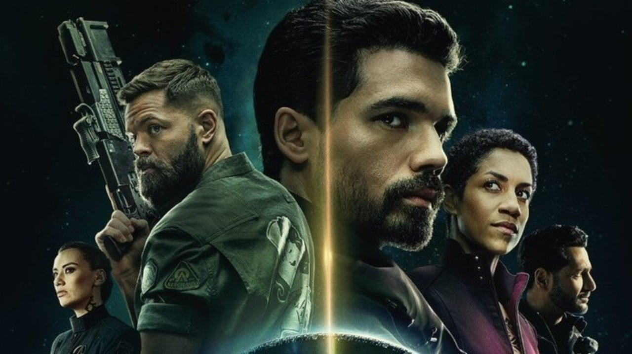 The Expanse Season 4 Trailer Released at SDCC