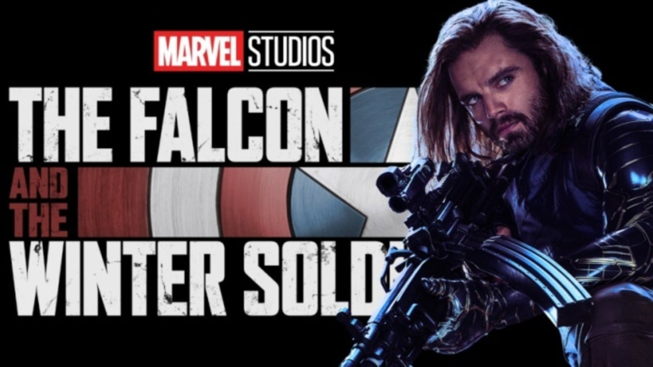 The Falcon and the Winter Soldier Set Photos Shows Off Bucky's New Look