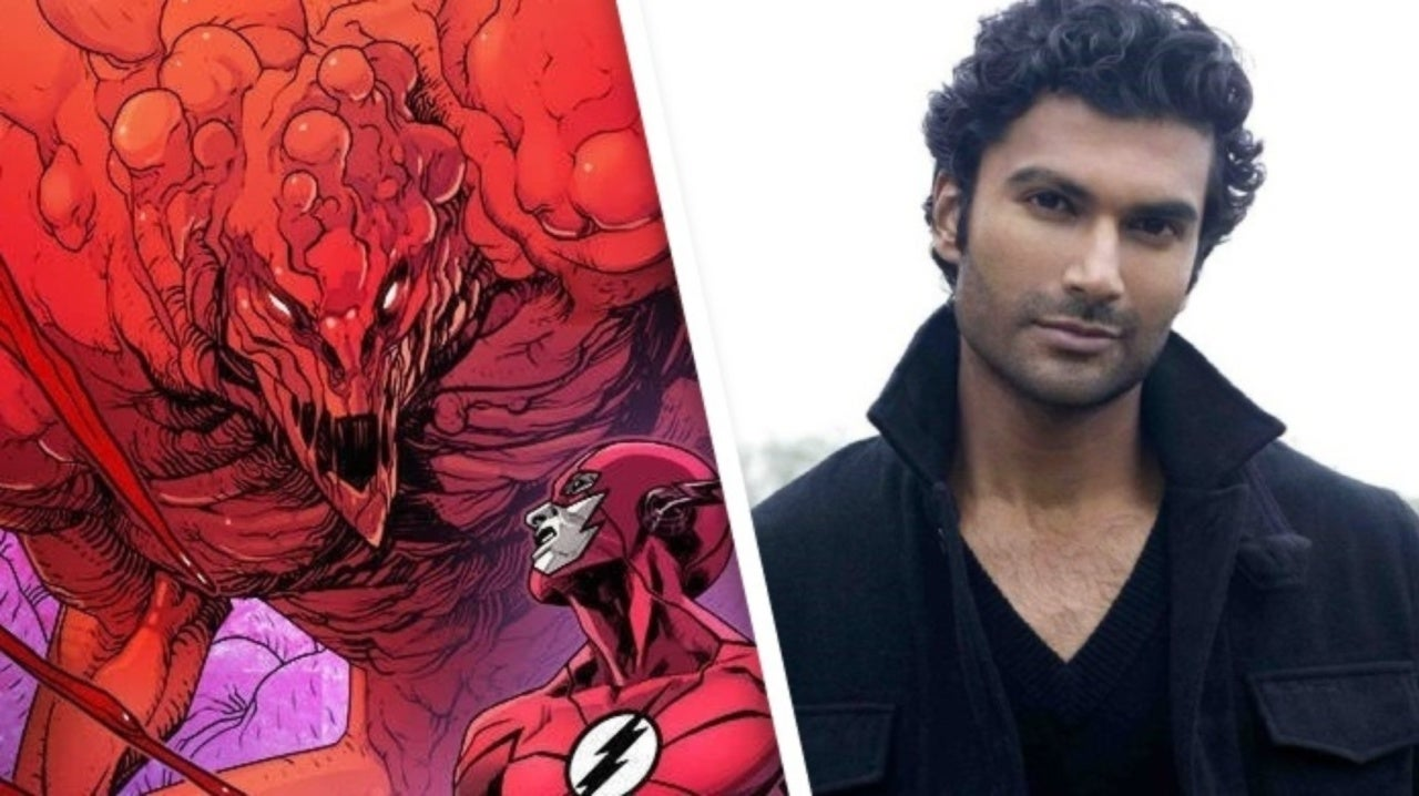 The Flash Season 6 Casts Heroes Star as DC Villain Bloodwork