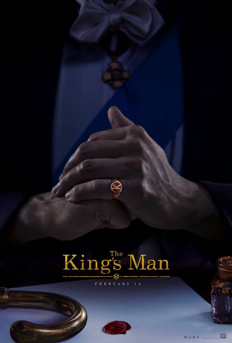 THE KING'S MAN_1Sheet