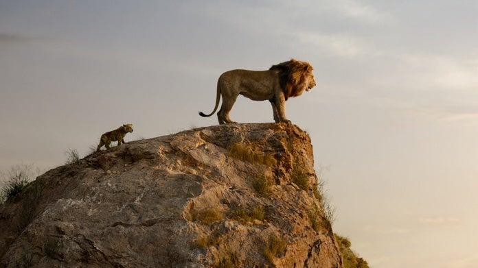The Lion King 2019 Mufasa Simba