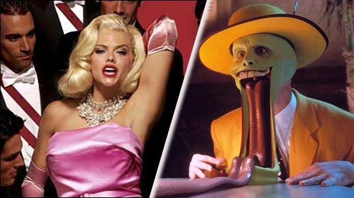 the mask anna nicole smith