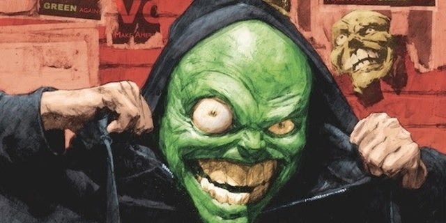 The Mask Returns In New Comic Series