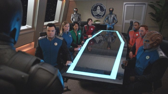 The Orville Movie