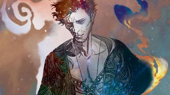 the sandman netflix series header