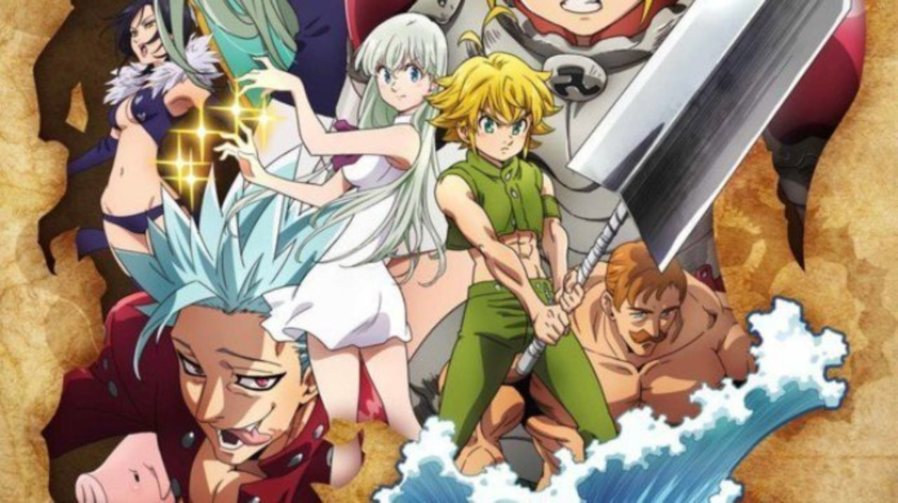 Seven Deadly Sins Staffel 3