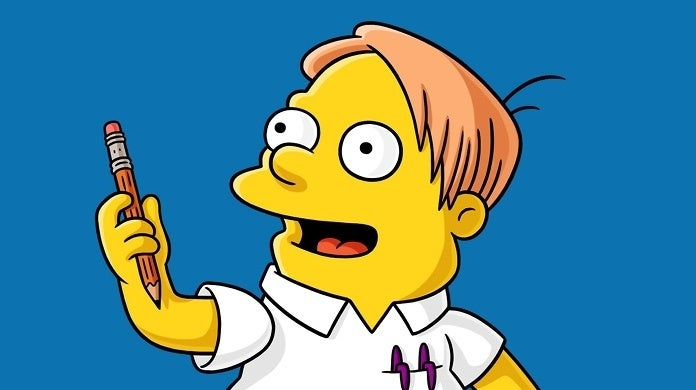 the simpsons martin prince russi taylor