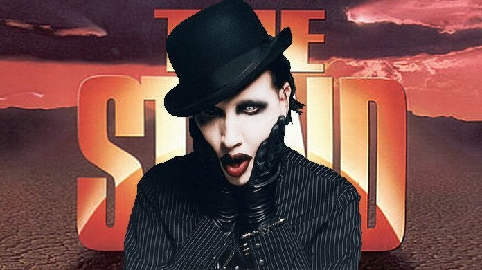 the stand stephen king marilyn manson