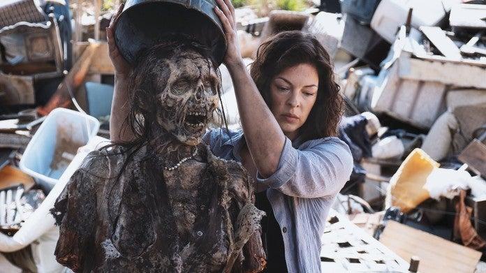 The Walking Dead Anne Jadis Pollyanna McIntosh