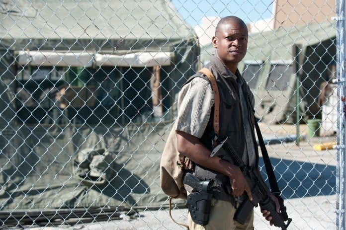 The Walking Dead Bob Lawrence Gilliard Jr