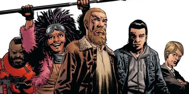 The Walking Dead Ending Does Not Mean Robert Kirkman Will Make Less Comics