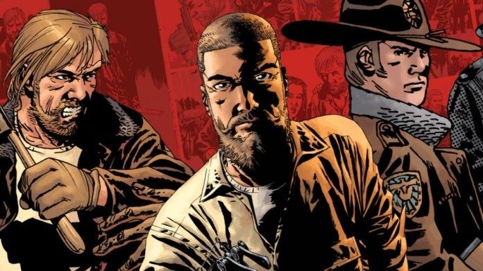 The Walking Dead comics Rick Grimes