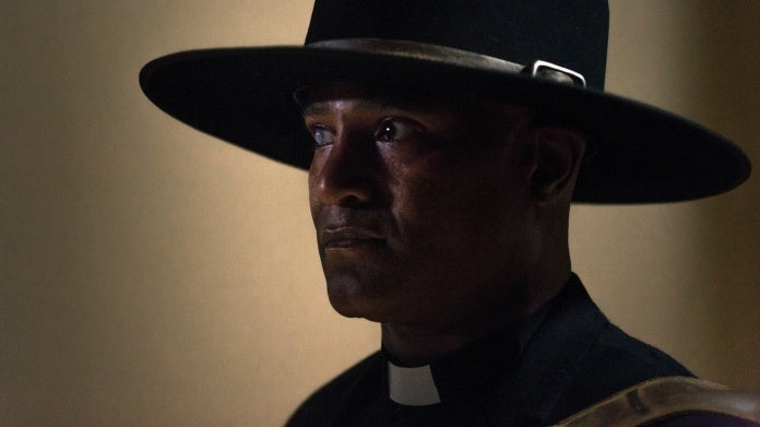 The Walking Dead Father Gabriel Seth Gilliam