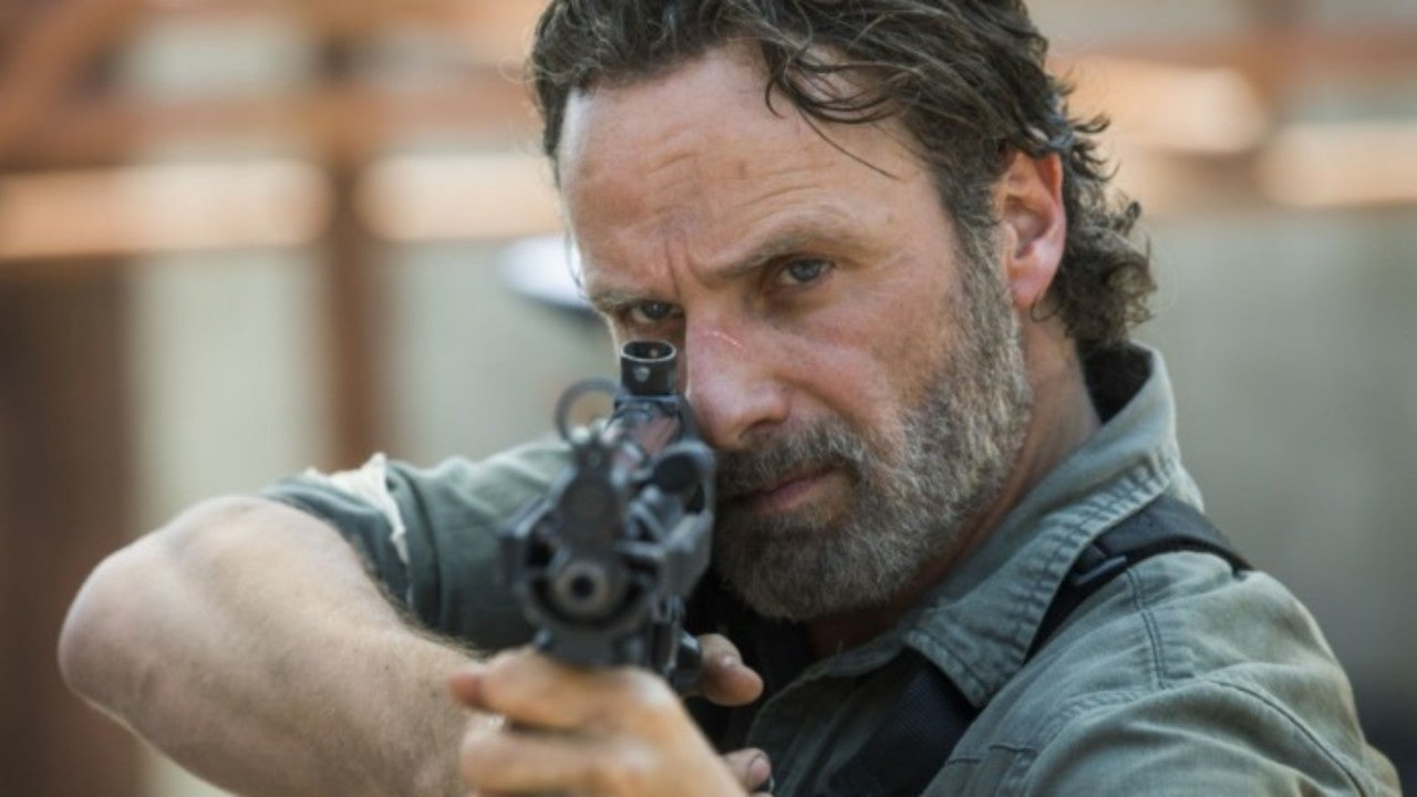 The Walking Dead's Andrew Lincoln Spotted Prepping For Rick Grimes Return