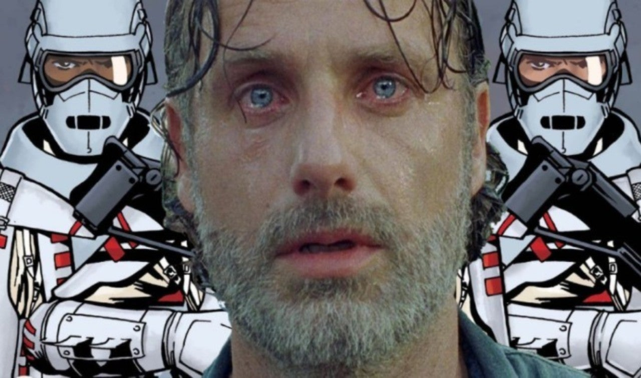 The Walking Dead Creator Reveals Real Reason For Ending Comic Series