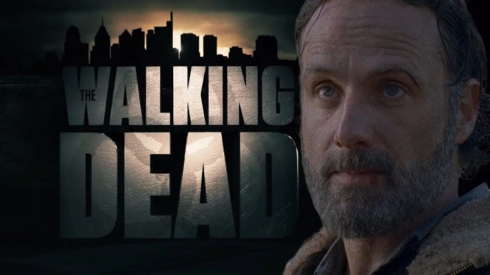 The Walking Dead Rick Grimes movie