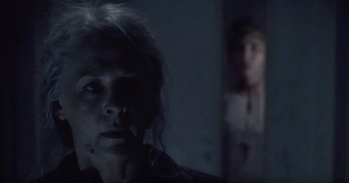The Walking Dead season 10 Carol Henry