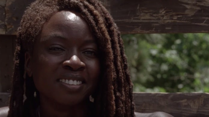 The Walking Dead season 10 Michonne Danai Gurira