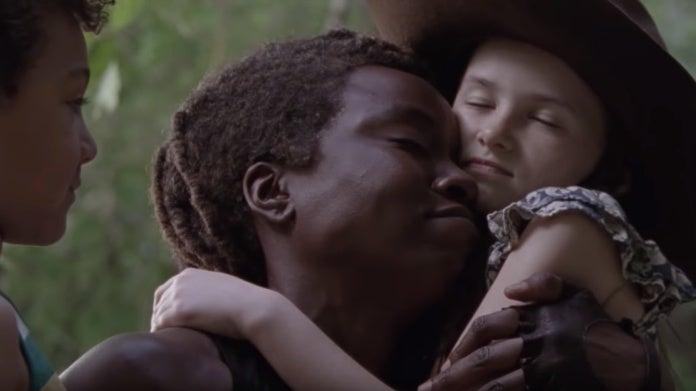 The Walking Dead season 10 Michonne Grimes family