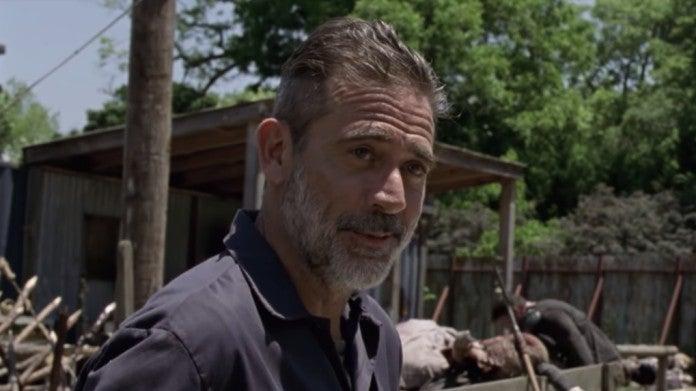 The Walking Dead season 10 Negan
