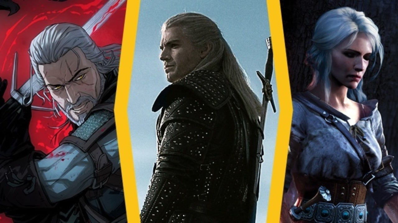 Here's How To Catch Up On The Witcher