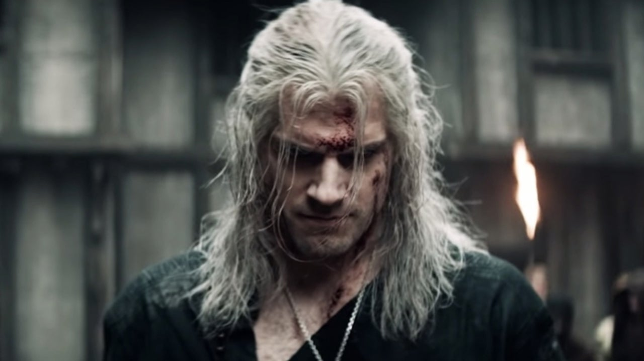 The Witcher S Henry Cavill Says Geralt Is Like A Blend Of